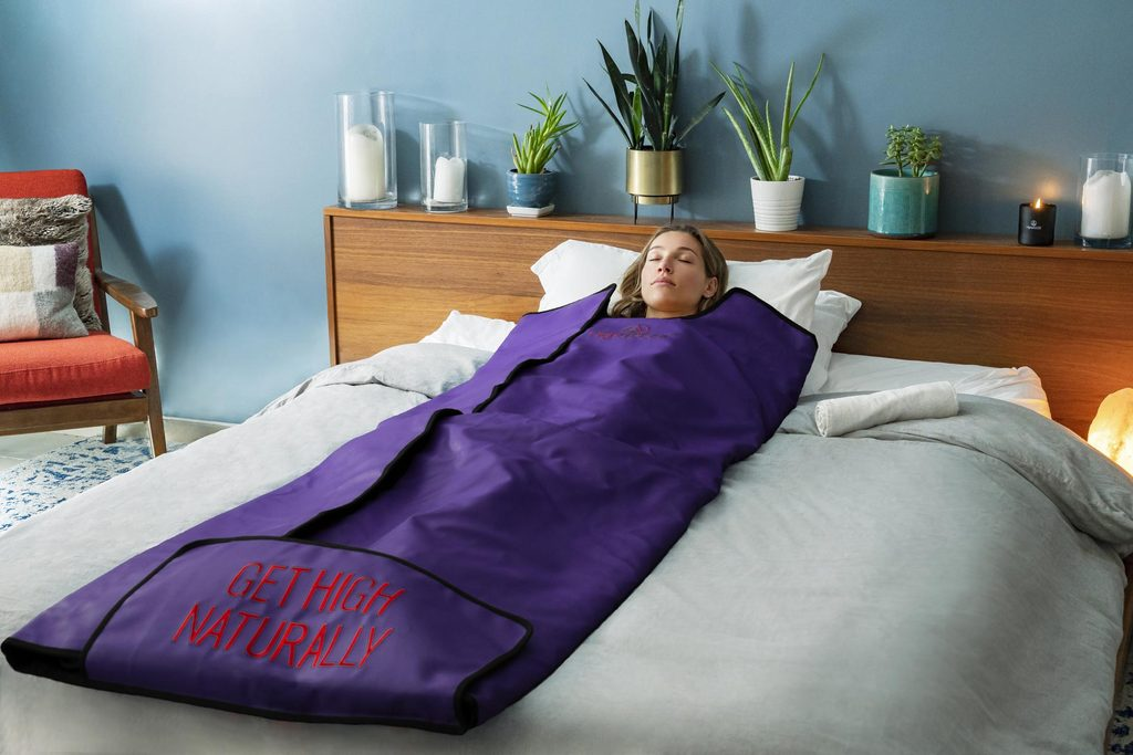 Higher Does Infrared Sauna Blanket