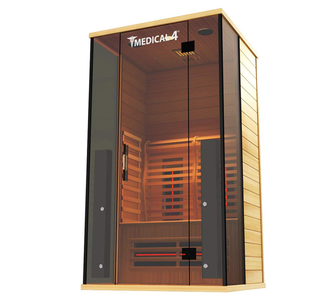 Medical Sauna | Our Pick For Best Full Spectrum Infrared Sauna