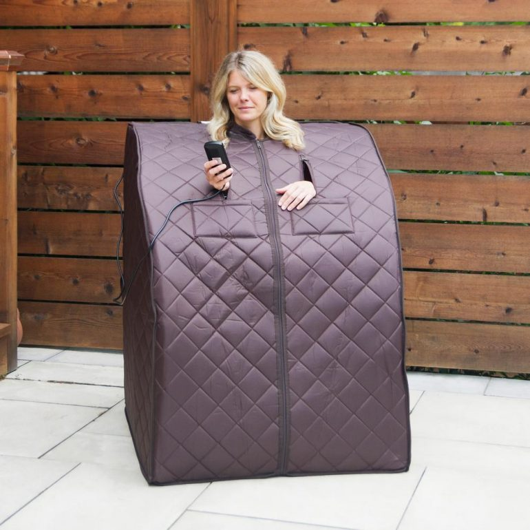 what is the best portable sauna for personal use