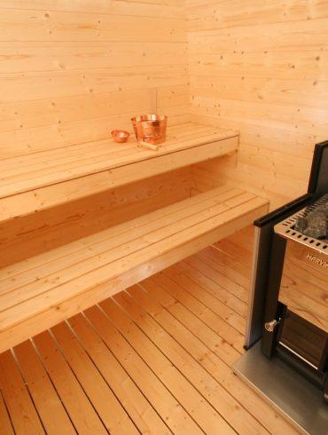 diy sauna building guide