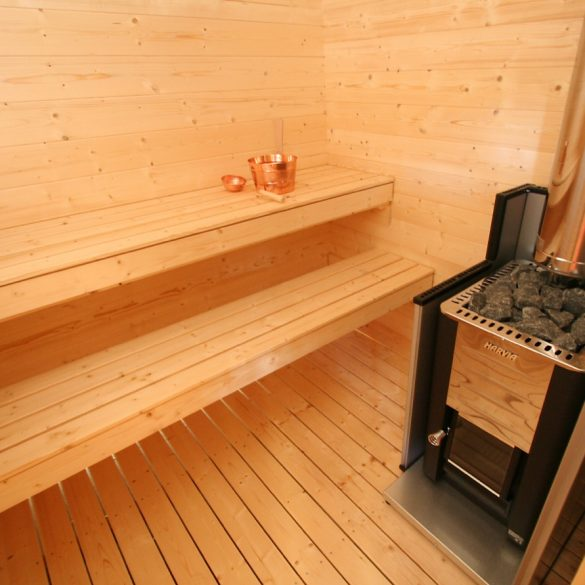 diy sauna building guide
