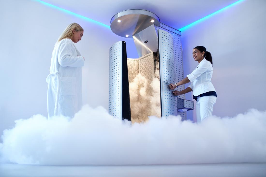 Cryotherapy Benefits Guide