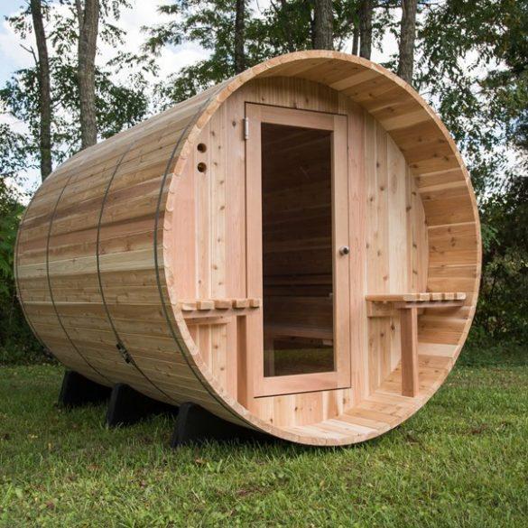 Barrel Sauna Advantages